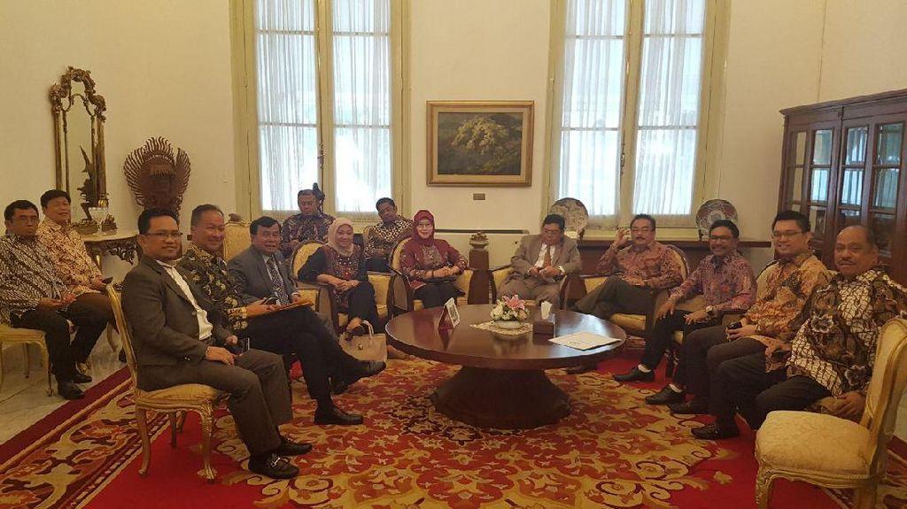 Ini yang Dibahas Elite Parpol Koalisi dan Jokowi, Ada soal PAN?