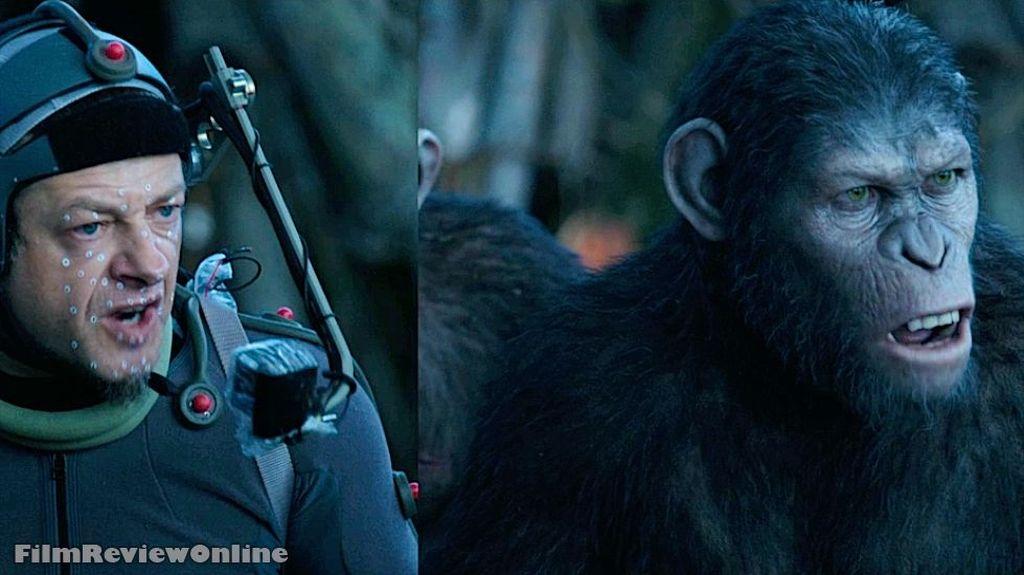 Teknologi CGI dan Motion Capture lah yang membuat para karakter simpanse seperti layaknya manusia dari berbicara, berjalan bahkan berakting. (tokoFoto: internet)