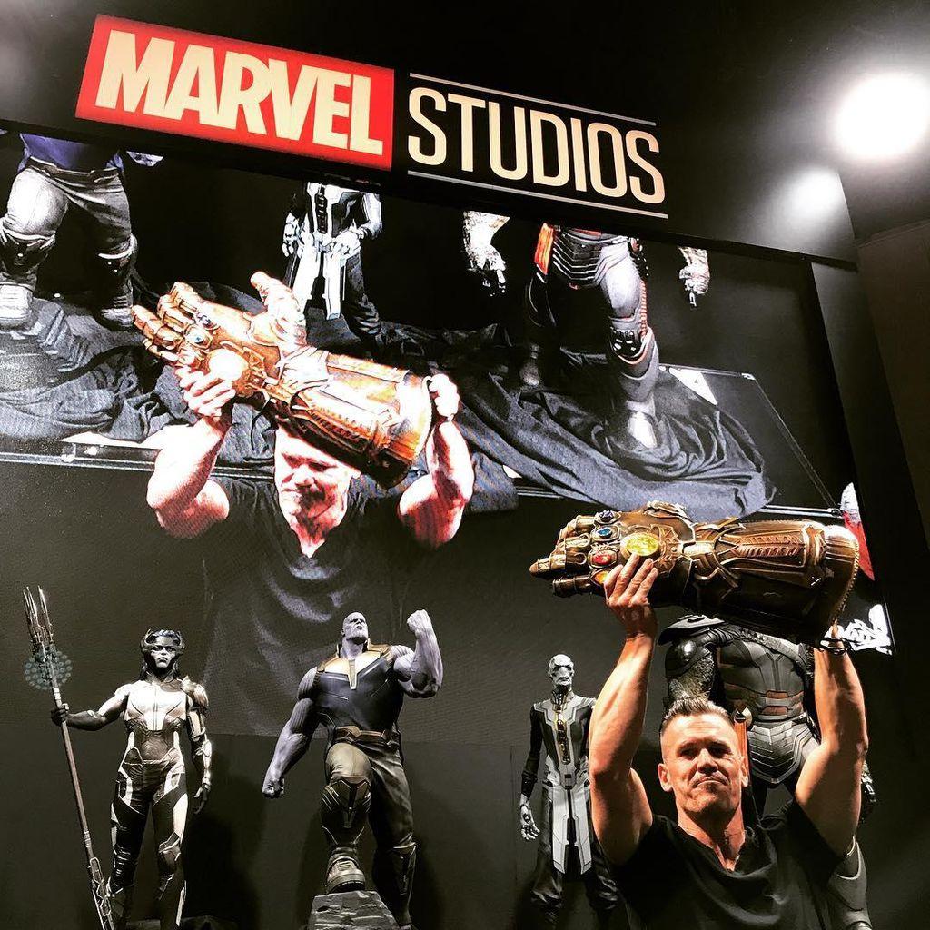 Perankan Thanos, Josh Brolin Tak Khawatir Dibenci Penggemar