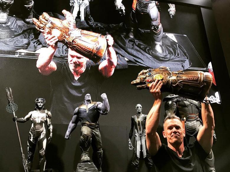 Sudah Nonton 30 Menit Pertama Avengers: Infinity War, Apa Kata Josh Brolin?