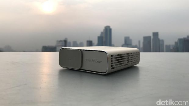 ZenBeam Go E1Z, Proyektor Mini yang Simpel