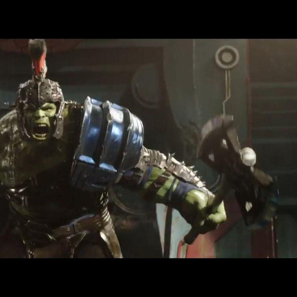 Hulk yang Lahir Kembali di Thor: Ragnarok