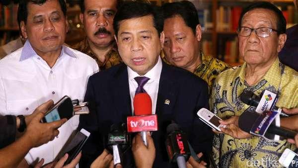 Soal Praperadilan Novanto, KY: Kami Masih Proses Hasil Pemantauan