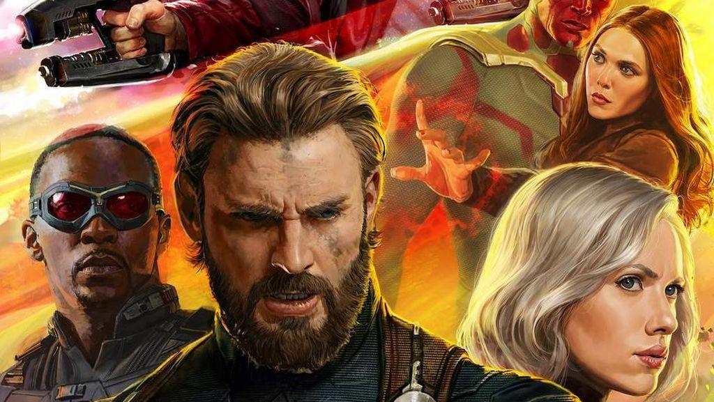 Ini Karakter yang Mungkin Mati di Avengers: Infinity War