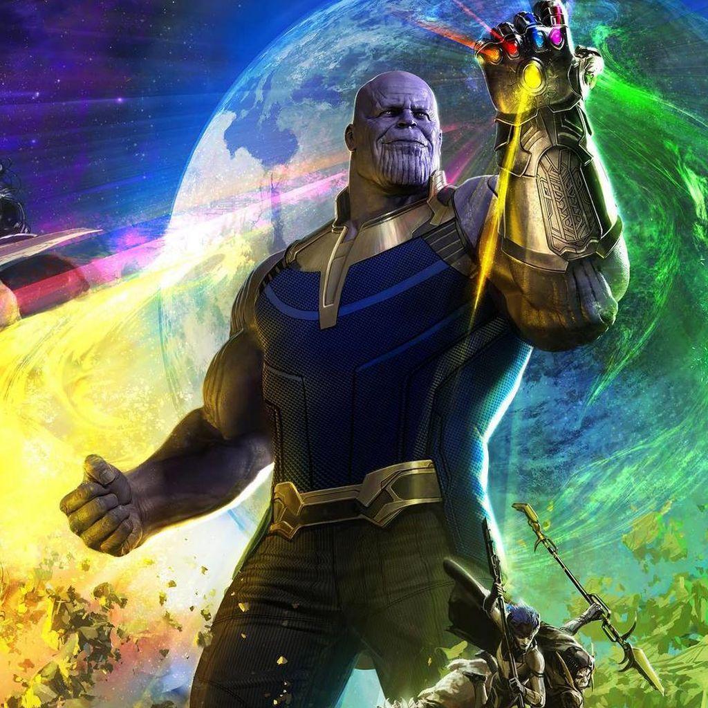 Infinity War Jadi Biopic bagi Villain Thanos