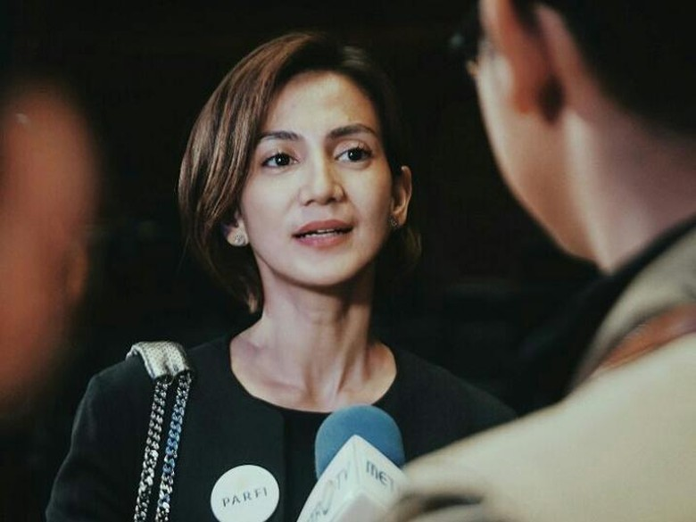 Wanda Hamidah Tak Diundang di Resepsi Chiko Hakim