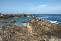 Pantai di Pulo Aceh (Agus/detikTravel)