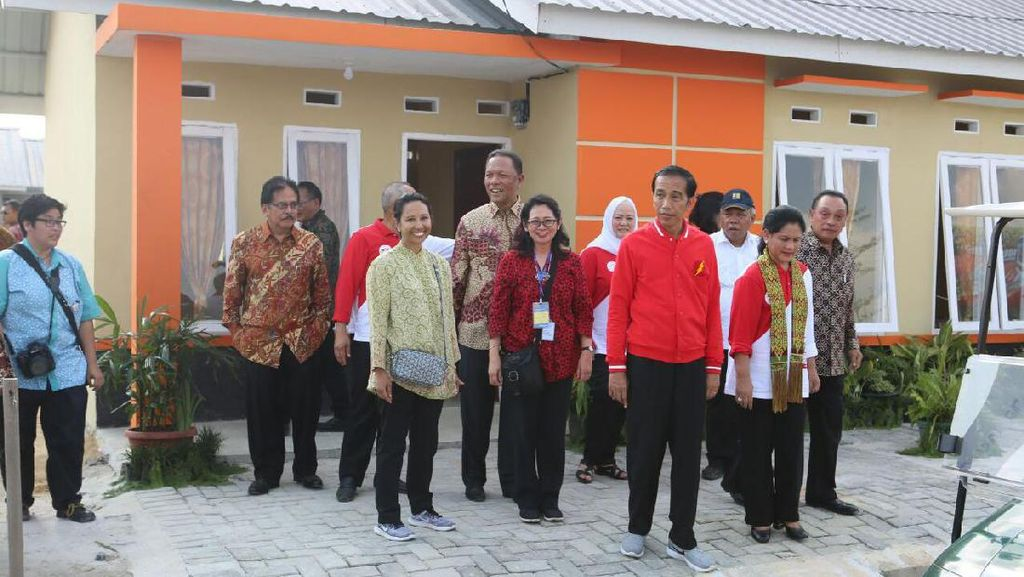 Jokowi Gencar Bangun Rumah DP 1%, Bagaimana Kualitasnya?