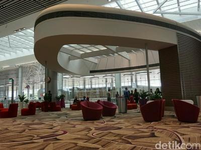 Bandara Terbaik Dunia yang Punya Segalanya