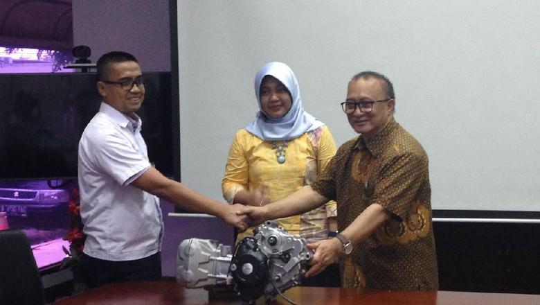 Tingkatkan Kualitas Mahasiswa, President University Gandeng PT AHM
