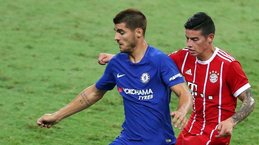 Mengejar Bayern dan Chelsea Vs Inter di Singapura