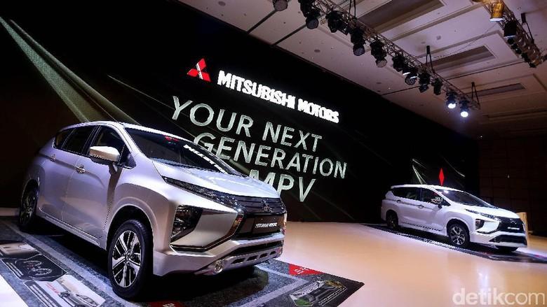 Mitsubishi Kenalkan Xpander di Malang
