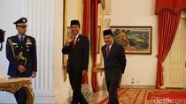 Wejangan Jokowi-JK soal Suksesi Golkar Pasca Novanto Ditahan