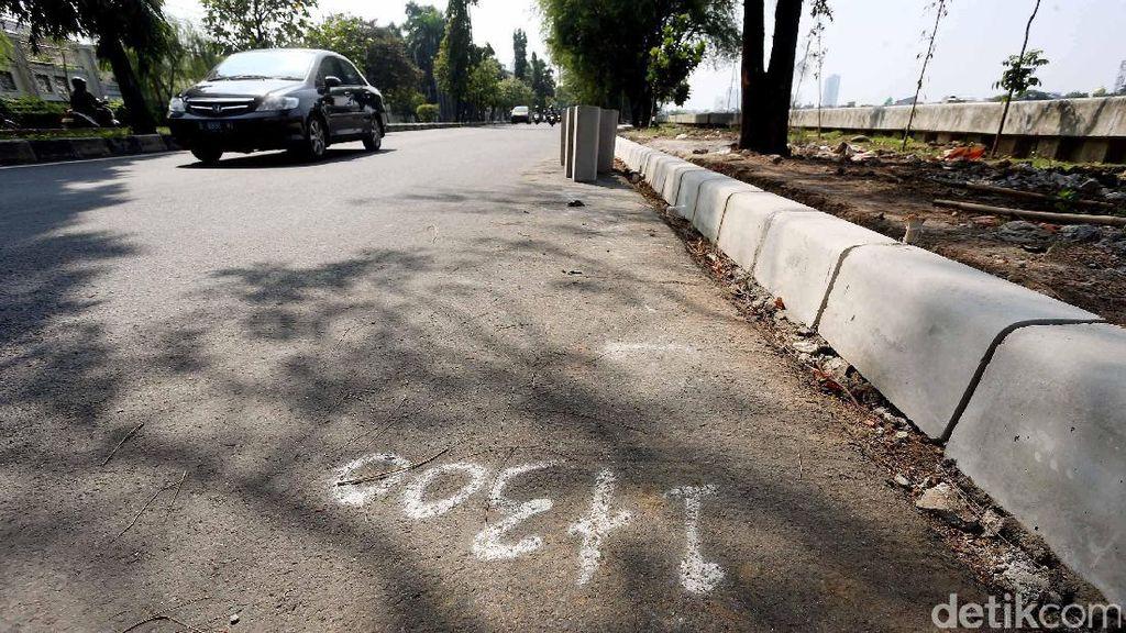 Jokowi Bangun 2.623 Km Jalan Baru dalam 3 Tahun, di Mana Saja?