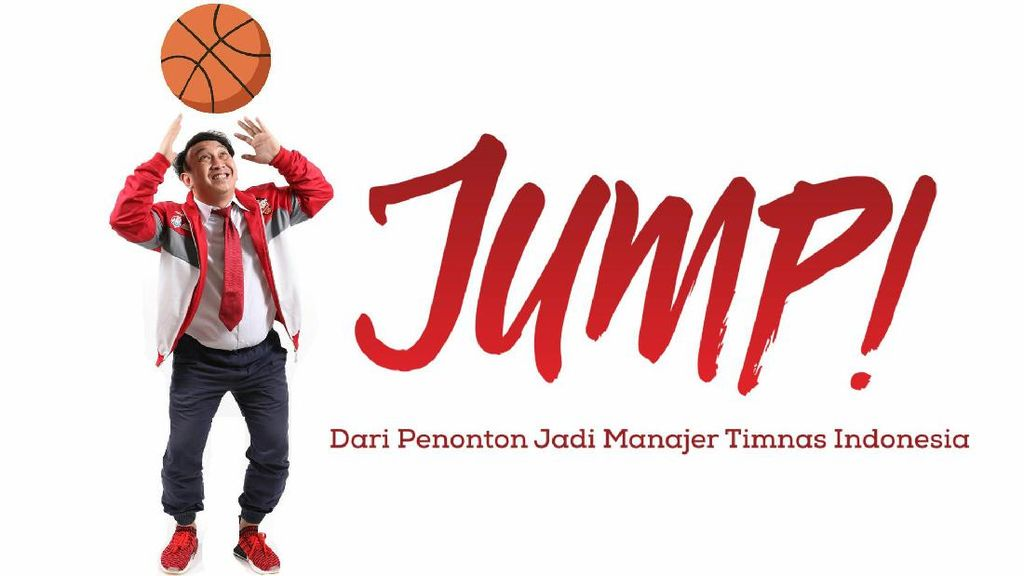 Pengalaman Augie Fantinus Jadi Manajer Timnas Indonesia Dibukukan