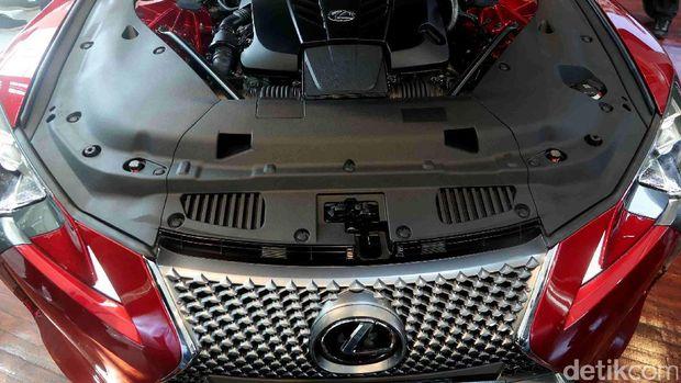 Mesin Lexus LC 500