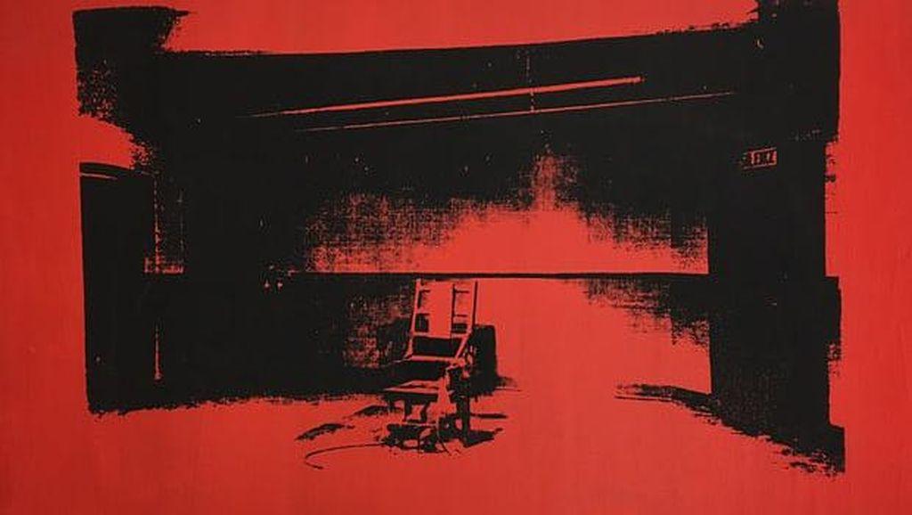 Pasca 40 Tahun, Lukisan Andy Warhol Ditemukan di Gudang Penyimpanan
