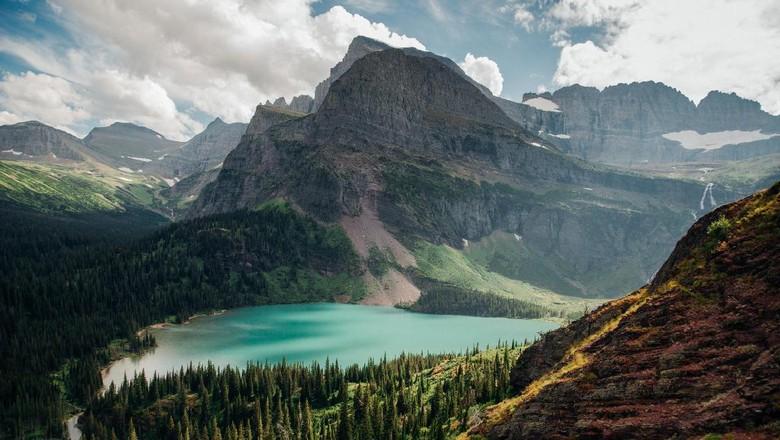 Ilustrasi Taman Nasional Montana (Thinkstock)