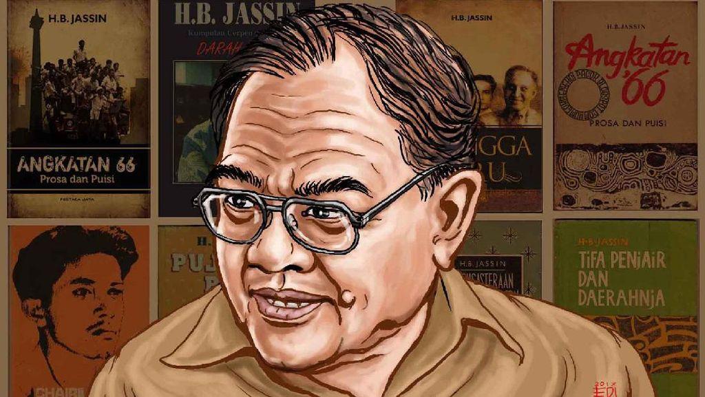 (PDS) H.B. Jassin dan Kesadaran Dokumentatif