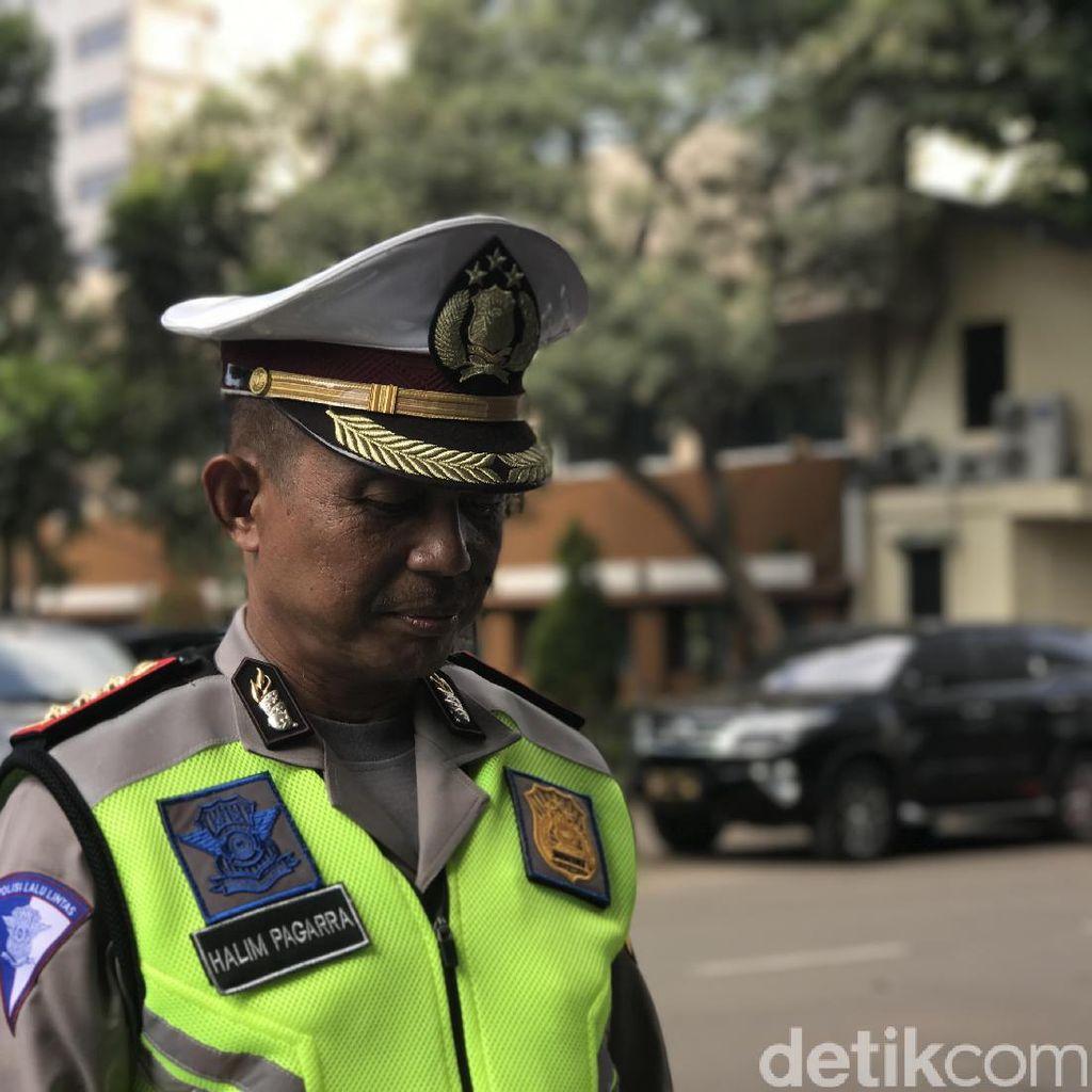 Polda Metro Kirim Surat ke PT Jakarta Terkait Tilang CCTV