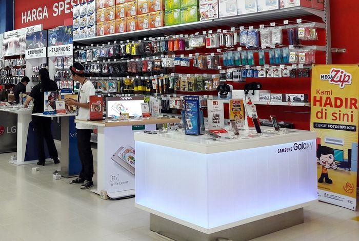 Promo Gadget di Trans Hello Transmart Carrefour (Foto: Dok. Transmart Carrefour)