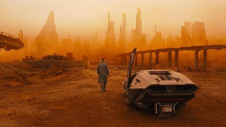 Blade Runner 2049: Menemukan Masa Lalu Kembali di Dunia Dystopia