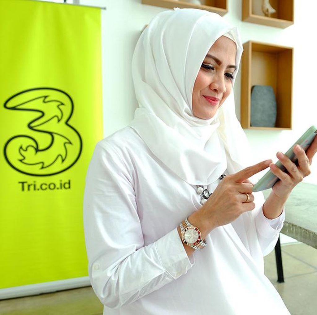 Belum Registrasi SIM Card, Tri Blokir 38 Juta Pelanggan