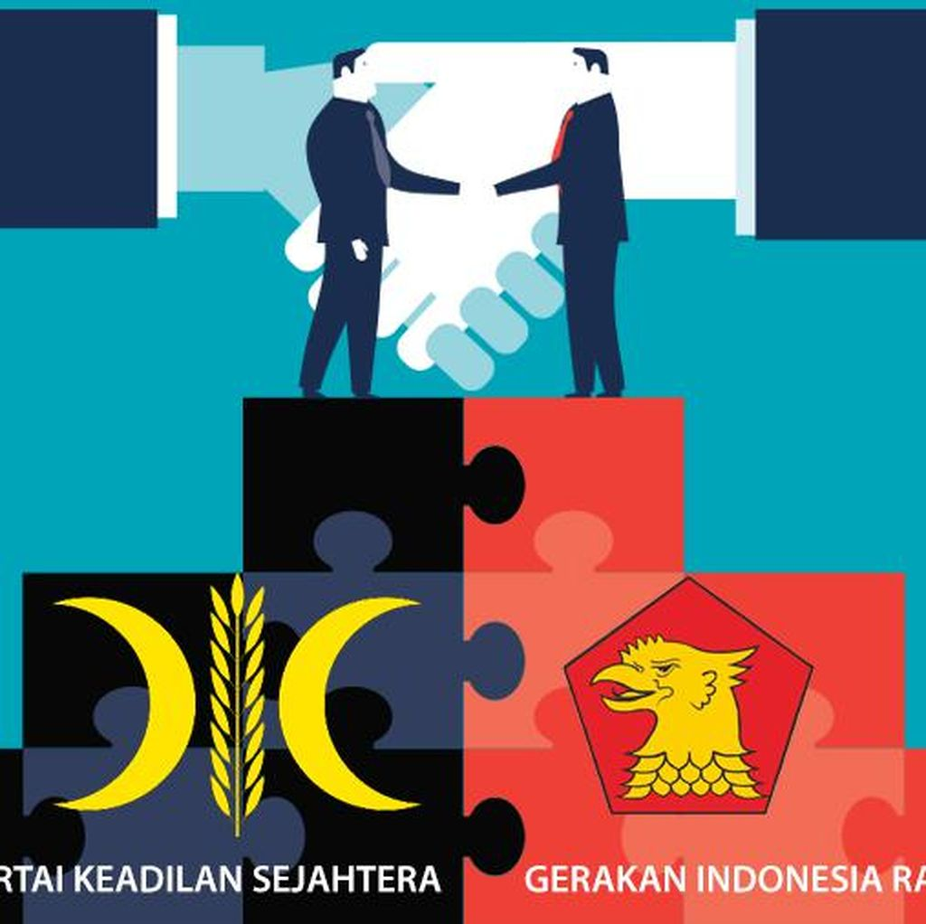 95% Koalisi dengan Gerindra, PKS Sedang Susun Line Up Kabinet