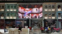 Ini Bioskop Mini di Terminal 4 Bandara Changi yang Baru