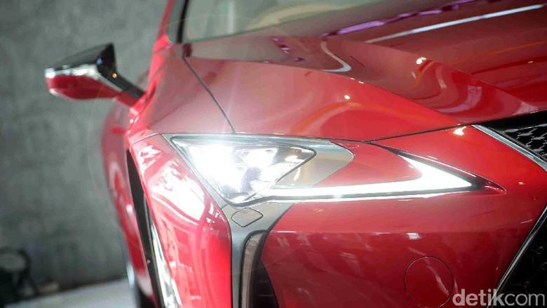 Lexus: Transmisi LC 500 Sudah 10 Speed, Paling Cepat di Dunia