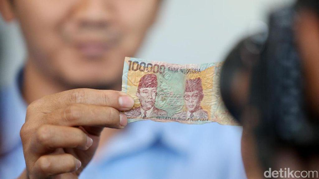 Tekan Peredaran Uang Palsu, BI: Jumlahnya Turun Terus