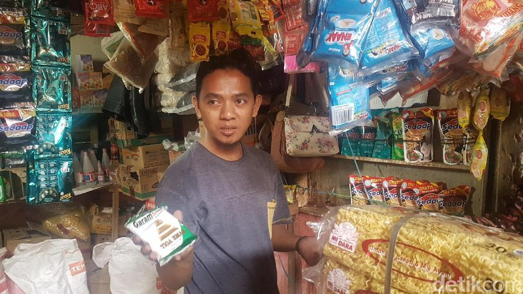 Kelangkaan Garam Menyebar di Seluruh Banten
