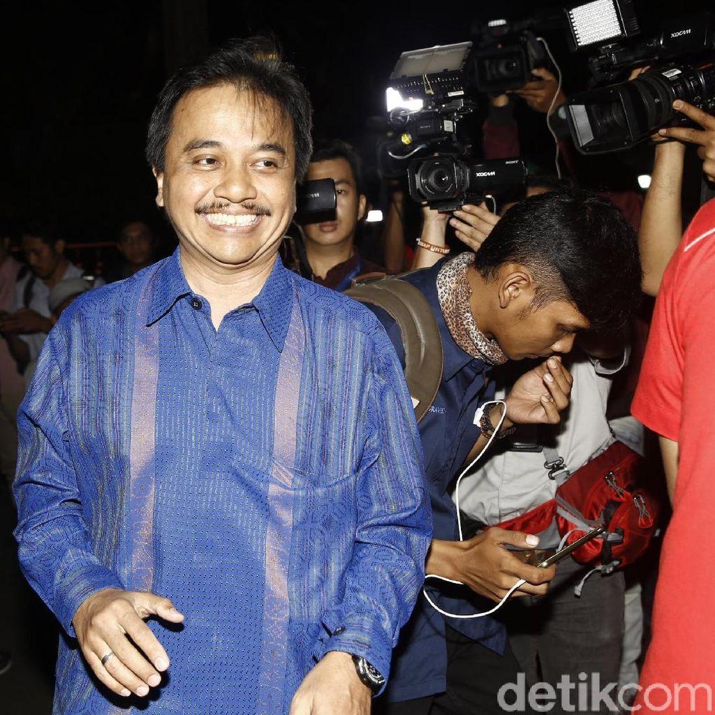 Roy Suryo Tak Setuju Rumah Dinas DPR Diganti Duit