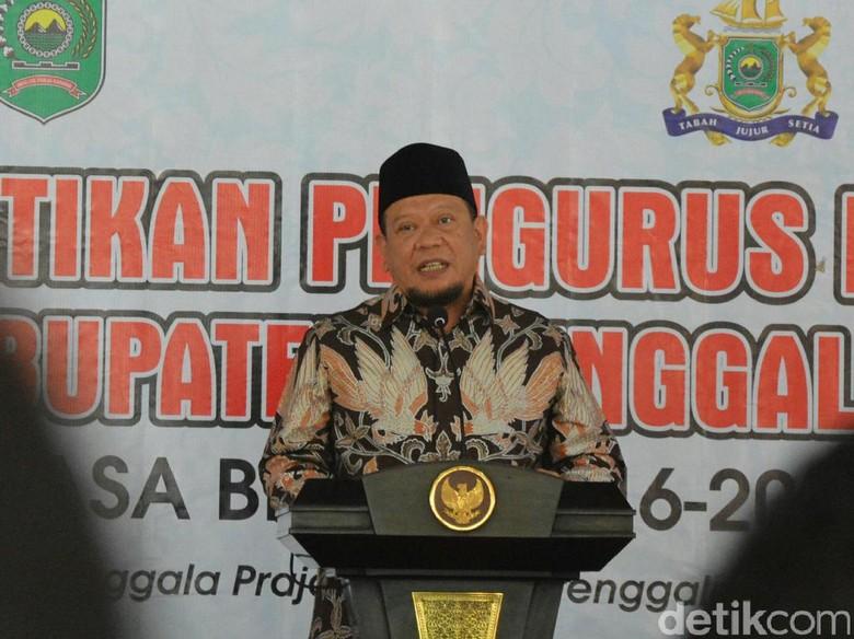 Tak Dapat Kejelasan dari PAN, La Nyalla Kirim Surat ke Prabowo