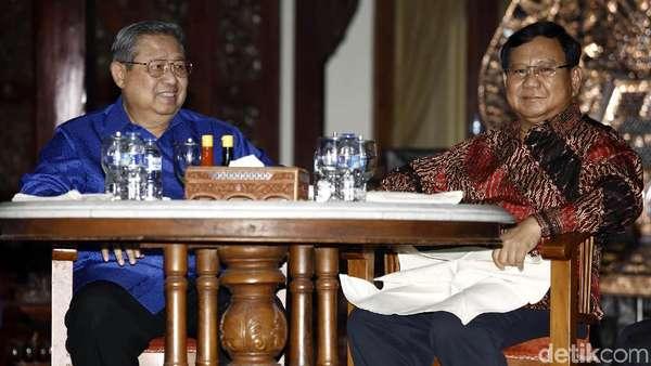 Kerja Sama SBY-Prabowo: Gerakan Politik dan Gerakan Moral