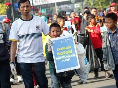 Tolong Jangan Kotori Bandungku