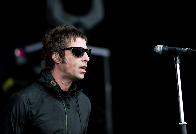 Album As You Were Liam Gallagher Rajai Tangga Lagu di Inggris