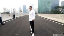 Saat Djarot Tolak Pemindahan Ibu Kota di Hadapan Presiden Jokowi