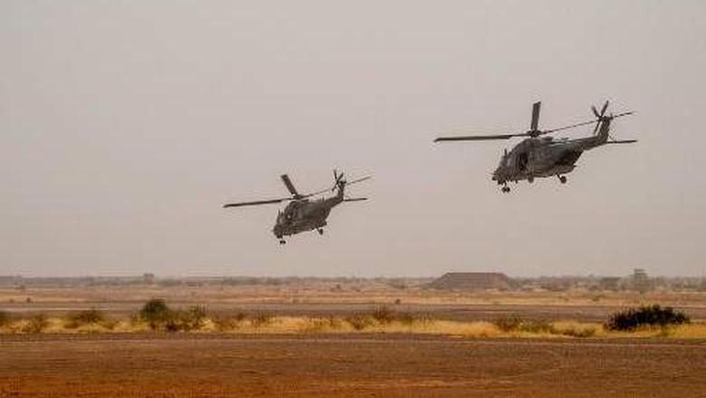 Pangeran Saudi Mansour bin Muqrin Tewas dalam Kecelakaan Helikopter
