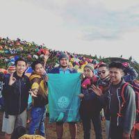 dok Sapu Gunung Indonesia
