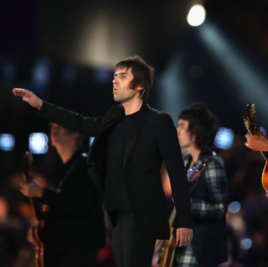 Apa Saja Permintaan Liam Gallagher Saat Konser di Jakarta?