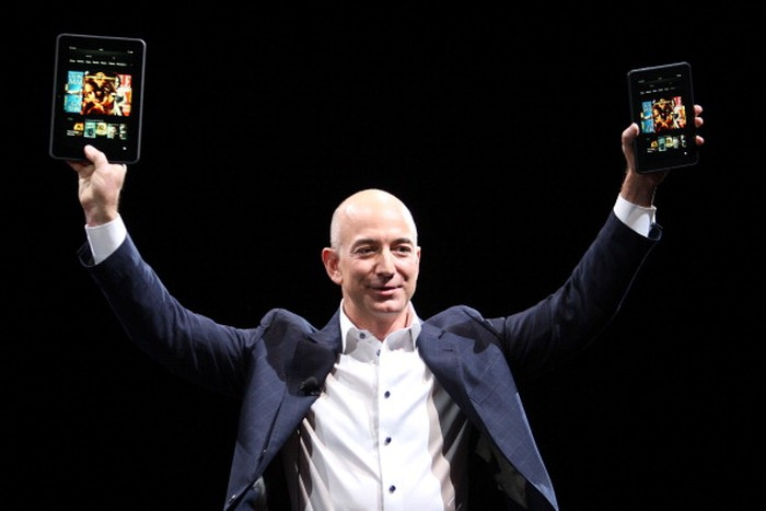 Jeff Bezos (Foto: istimewa)