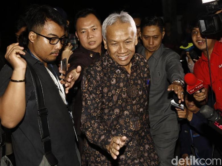 Demokrat: Tidak Pas Pansus Angket KPK Konsultasi ke Jokowi