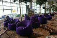 Tempat duduk nyaman (Kanavino Ahmad Rizqo/detikTravel)