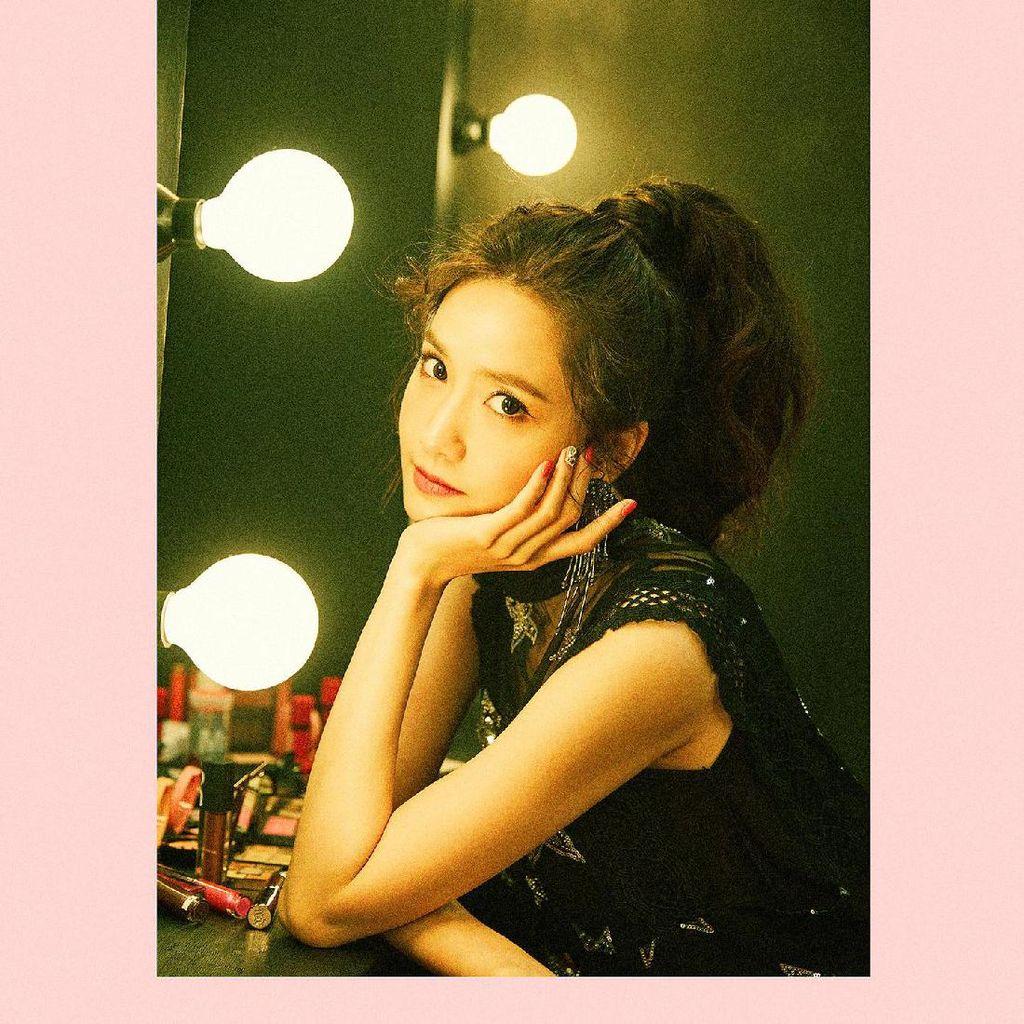 Ramahnya Yoona saat Tiba di Jakarta