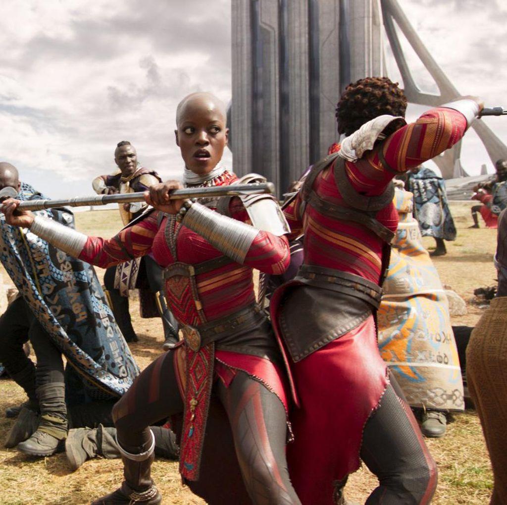 Black Panther Jadi Film yang Wakili Perempuan dan Kaum Kulit Hitam