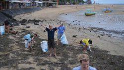 Ada Kapal Pengangkut Sampah di Bali Jelang Pertemuan IMF-WB