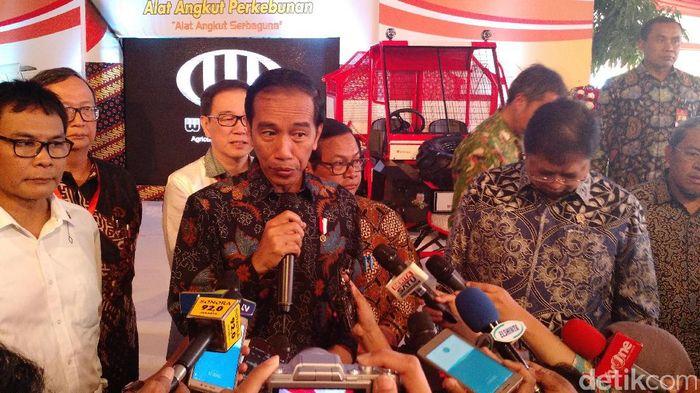 Foto: Presiden Jokowi (Danu Damarjati/detikcom)
