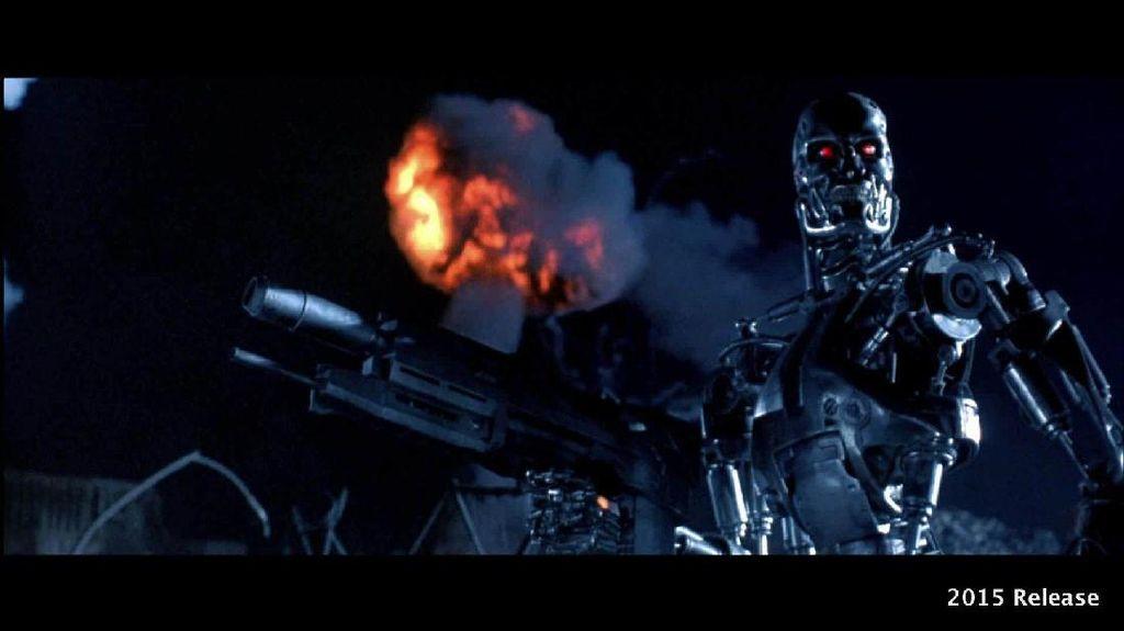 James Cameron: Tiga Film Terminator Adalah Mimpi Buruk