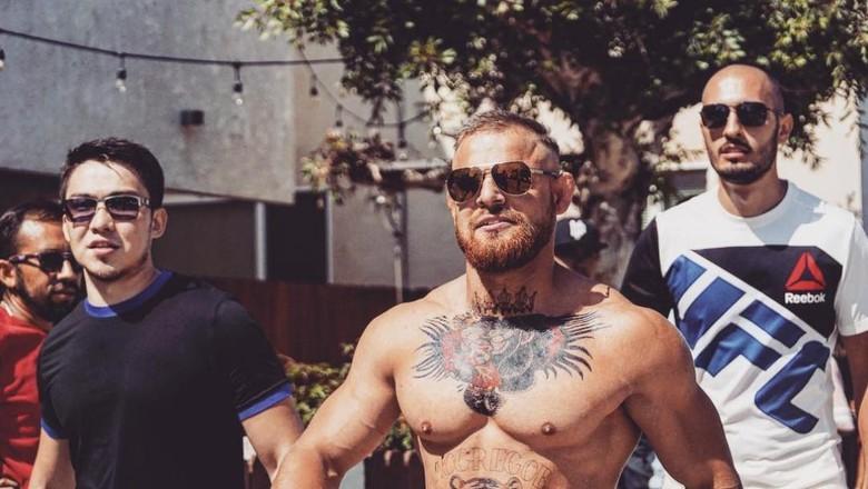Ketika Conor McGregor Palsu Bikin Heboh Fans di LA